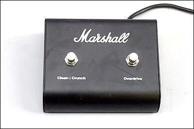【金聲樂器廣場】Marshall Footswitch PEDL90010 音箱效果器 轉換踏板