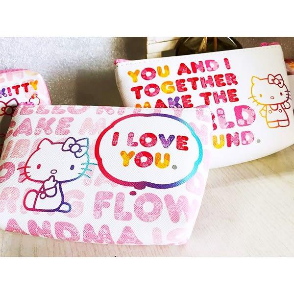 Hello Kitty 零錢包(1入) 款式可選【小三美日】