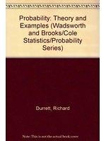 二手書《Probability: Theory and Examples (Wadsworth and Brooks/Cole Statistics/Probability Series)》 R2Y 0534132065