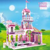 現貨 積木城市系列6公主猛城堡8益智12女孩子女童兒童玩具拼圖legao 軟性積木