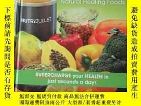 二手書博民逛書店NutriBullet罕見Natural Healing Foo