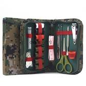 軍隊生活 陸軍單兵針線包針線盒 針線縫補套裝30件套裝ATF 美好生活