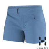 Haglofs AMFIBIE II SHORT WOMEN 女彈性快乾短褲 藍灰色 602598