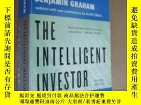 二手書博民逛書店THE罕見INTELLIGENT INVESTOR (REVIS
