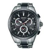SEIKO ASTRON 衛星GPS太陽能腕錶/黑面/45mm/8X53-0AB0D