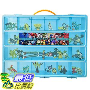 [美國直購] 神奇寶貝 精靈寶可夢周邊 Pokemon TM Compatible Organizer - My Poke Bin Storage Box (Blue)