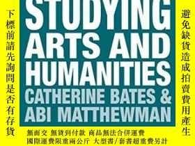 二手書博民逛書店Studying罕見Arts And Humanities (palgrave Study Skills)-學習藝