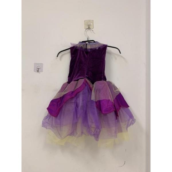 萬聖節兒童服裝聖誕女童花仙子公主裙蓬蓬裙演出服(60公分/777-9787)