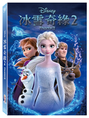 【停看聽音響唱片】【DVD】冰雪奇緣2
