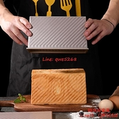 吐司模具450克不粘帶蓋烤小面包模具烤箱家用烘焙工具【時尚好家風】