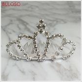《不囉唆》水鑽可愛公主皇冠插梳-大 (不挑色/款) 簪子 流蘇釵 頭飾【A429564】