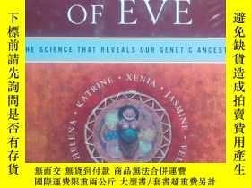 二手書博民逛書店The罕見Seven Daughters of Eve: The