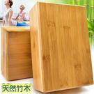 高硬度!!天然竹木瑜珈磚塊.環保竹子瑜珈...