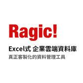 Ragic企業雲端資料庫-專業版【1個使用者帳號,一年訂閱服務】(讓每位員工都變身資料專家)
