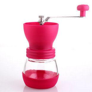 可水洗手搖磨豆機