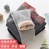女童打底褲加絨加厚冬季洋氣外穿女寶寶保暖兒童純棉褲一體絨童褲
