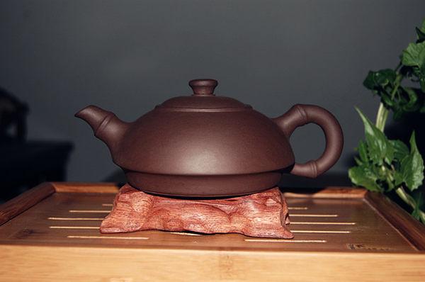 宜興正品紫砂茶壺(200ml石瓢)