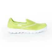 TOP GIRL 健走氣墊休閒鞋-淺綠