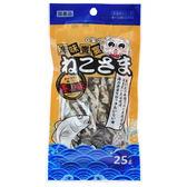 【寵物王國】邦比-海味饗宴貓零食/低鹽小魚乾25g
