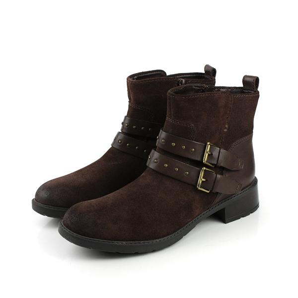 Clarks Swansea Grove 短靴 深咖 女鞋 no727