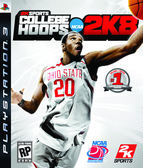 PS3 College Hoops 2K8 大學籃球2K8(美版代購)