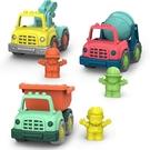美國【B.Toys】Wonder Wheels系列 捲袖子工程小隊(VE1048Z)[衛立兒生活館]