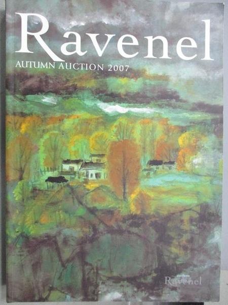 【書寶二手書T1/收藏_YHL】Ravenel Autumn Auction 2007