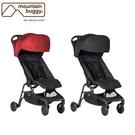 【南紡購物中心】【Mountain Buggy】最新第二代nano摺疊嬰兒手推車(兩色)