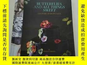 二手書博民逛書店Butterflies罕見and All Things Swee