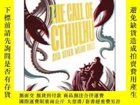 二手書博民逛書店The罕見Call of Cthulhu and Other Weird Tales 英文原版Y428012