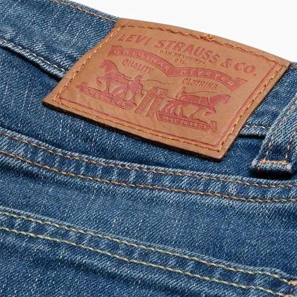 牛仔褲 高腰 / 721™ 緊身窄管 / 拼接 / 彈性布料 - Levis