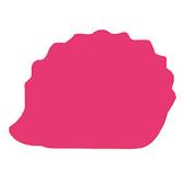 【奇奇文具】N次貼 61035 刺蝟-動物造型便條紙(螢光洋紅)
