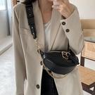 胸包 小包包2021新款潮網紅百搭時尚腰包女街頭超火胸包單肩斜挎包【快速出貨八折下殺】