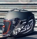 TENKI安全帽,GT-AIR2,傳奇/消光黑白