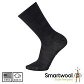 【SmartWool 美國 男 徒步中長襪《黑》】SW0SW114/排汗襪/戶外襪/機能襪/排汗襪/健行/美麗諾羊毛