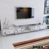電視櫃小戶型現代簡約迷你伸縮地柜伸縮電視柜LX 運動部落