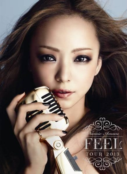 安室奈美惠 2013 巡迴演唱會 覺醒 DVD  | OS小舖