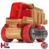 免運費《 EDTOY 》變形卸貨卡車╭★ JOYBUS玩具百貨