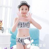 潮流少女吊帶內衣女童文胸發育期個性套裝