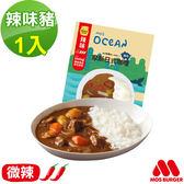MOS 辣味-日式咖哩包 豬肉  200g/盒