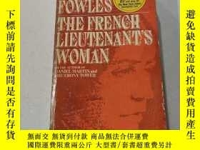 二手書博民逛書店THE罕見FRENCH LIEUTEN ANT S WOMAN:法國中尉的女人(外文)Y212829