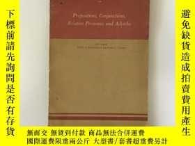 二手書博民逛書店Standard罕見Handbook of Prepositions,Conjunctions,Relative