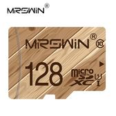 128G手機內存卡128G存儲通用C10高速TF卡