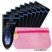 LANCOME 蘭蔻 超進化肌因活性安瓶 4mlX8贈化妝包(隨機)