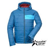 PolarStar 中性 鋪棉保暖外套『灰藍』P17241 夾克│休閒│登山│露營