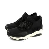 Kimo 休閒鞋 懶人鞋 水鑽 女鞋 黑色 D5118WF006053 no785