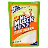 威猛先生愛地潔地板清潔劑補充包-芬多精1800ml【愛買】