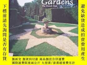 二手書博民逛書店Classic罕見Gardens: The French Sty