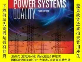 二手書博民逛書店Electrical罕見Power Systems QualityY364682 Surya Santoso