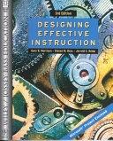 二手書博民逛書店 《Designing Effective Instruction》 R2Y ISBN:0471387959│John Wiley & Sons Incorporated
